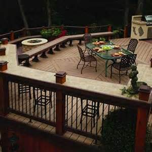 top deck bar installing a rail bar top an easy and inexpensive way to