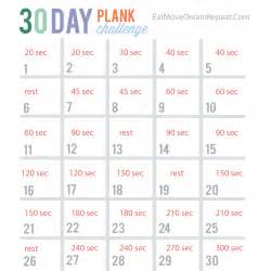 120 day calendar template free printable 30 day plank challenge search results