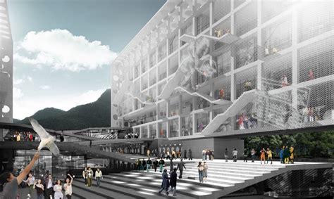 Brown University Floor Plans a design juxtaposition by the office for metropolitan