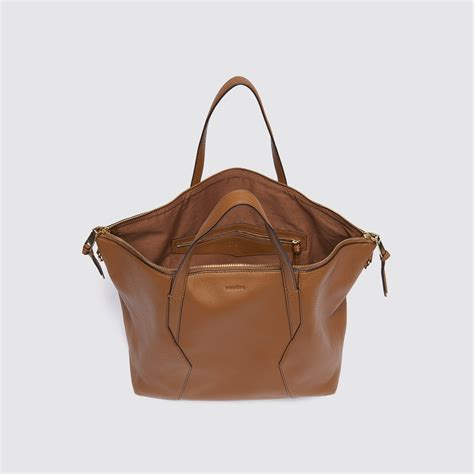Misel Collection Tote Bag Bag As yza zipped tote bag copy of accessories sandro