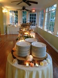 Home Decor Party Plan Companies lit candles 20 awesome fall buffet ideas for your party