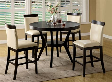 kitchen chairs counter height kitchen tables and chairs
