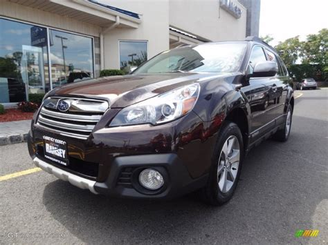 subaru brown 2013 brilliant brown pearl subaru outback 3 6r limited