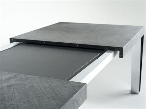 schiefer esszimmertisch ausziehbarer esstisch kyoto by f lli orsenigo design