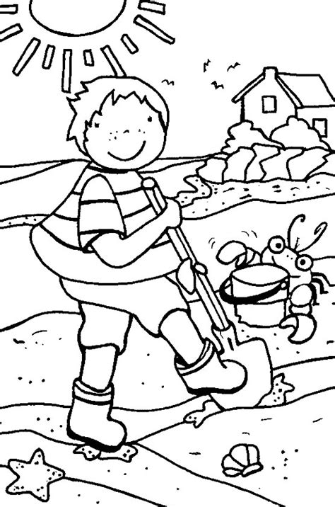 christmas vacation coloring page coloring pages of summer holidays coloring