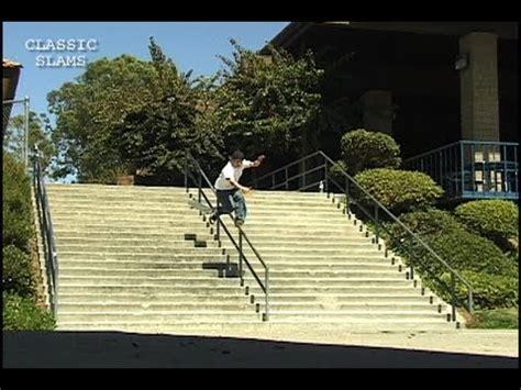 El Toro Handrail el toro handrail vs matt dryer tailslide classic skateboard slams 10