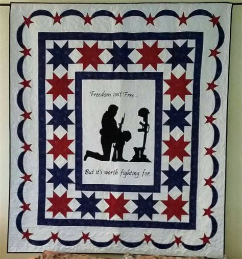 Freedom Quilts Patterns by Freedom Quilt Pattern Finished Quilt Size By