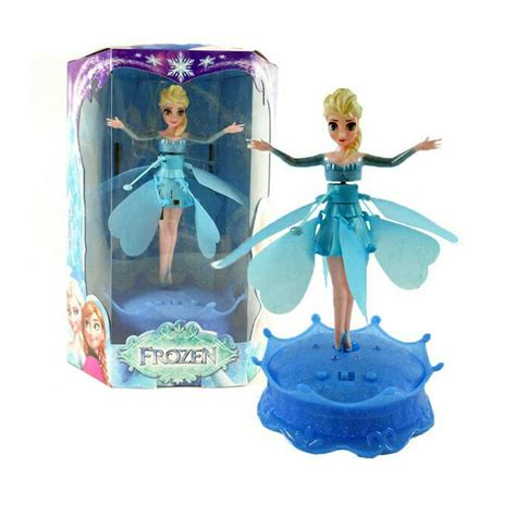 Flying Frozen Elsa Ada jual frozen flying elsa boneka elsa frozen sensor tangan