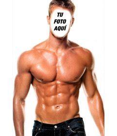 imagenes d hombres fuertes fotomontaje de un hombre musculoso y fuerte para ponerle