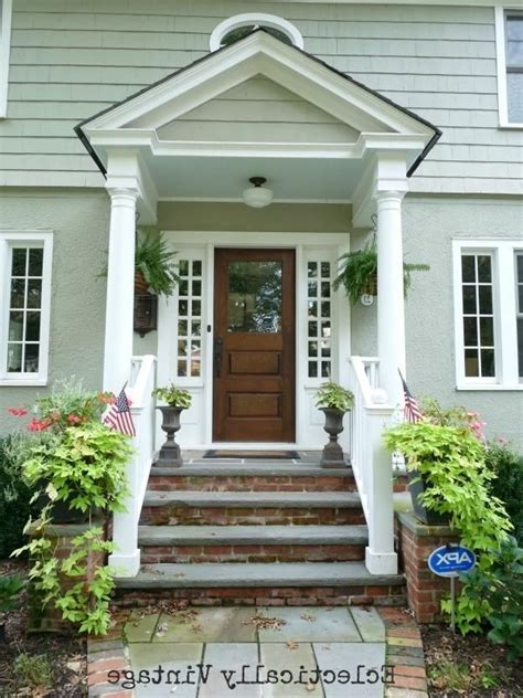 portico on colonial house best 25 portico entry ideas on pinterest front door