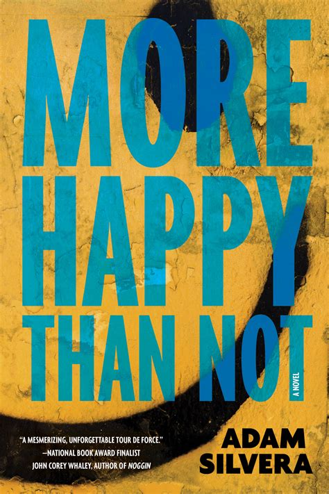 libro more than this more happy than not adam silvera