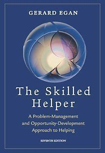 the skilled helper books the skilled helper a problem management and opportunity