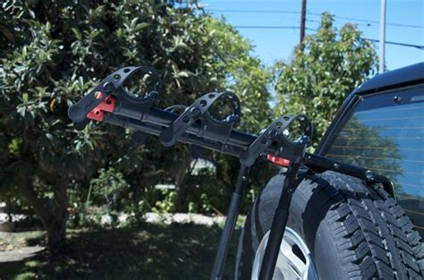 Tire Rack Return Policy by Allen Sports Premier 3 Bike Spare Tire Rack New Ebay