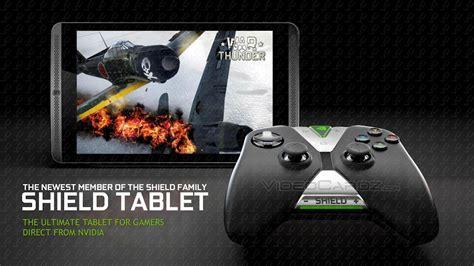 Tablet Nvidia Shield credits videocardz