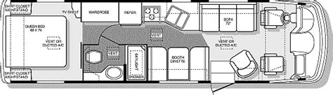 Winnebago Rialta Rv Floor Plans by Colorado Rv Floor Plans Colorado Rv