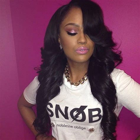 Hairstyles With Tracks Sewed In by How To Take Care Of Your Hair A Weave