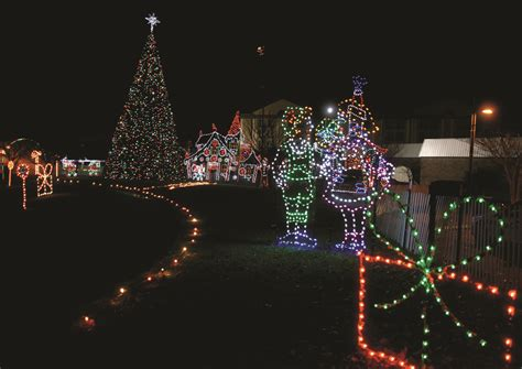 more than 95k visit illuminated holiday displays
