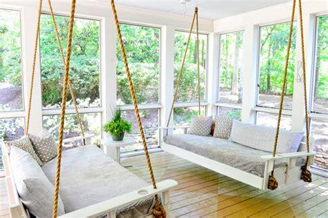 porch swing patterns photo page hgtv