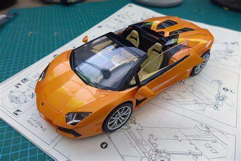 aoshima lamborghini aventador lp700 4 roadster carsmodeling aoshima 008652 lamborghini aventador lp700 4 roadster wip
