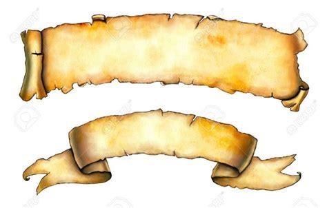 Pirate Scroll Paper