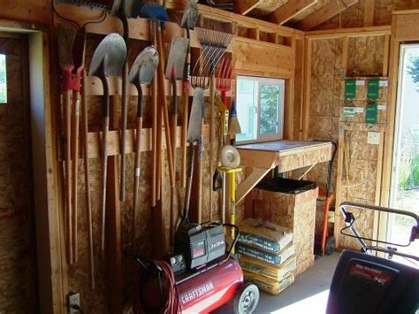 how to hang tools in shed build a garage gym hanging garden tools in shed woodworking plans deck box woodworking plans