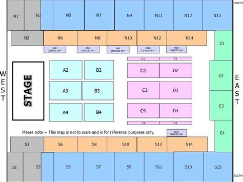 wembley arena floor plan useful info the sse arena wembley