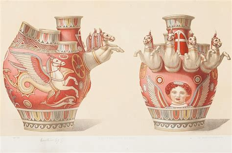 antichi vasi funebri il mistero dei vasi funerari di canosa e gli straordinari