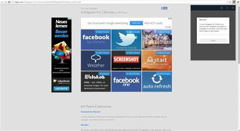 chrome instagram instagram f 252 r chrome download freeware de