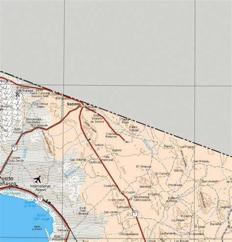 hermosillo sonora mexico map sonora pictures posters news and videos on your
