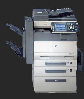 Mesin Fotocopy Minolta Bizhub 350 cara mengatasi error e 2557 fotocopy bizhub 250 350