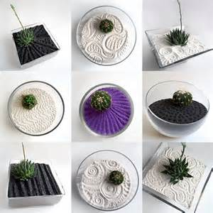 Small Zen Garden Ideas Miniature Zen Garden For Relaxing Small Garden Ideas
