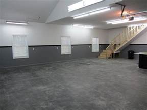 Garage Interior Paint The Turbo Garage Diy Vinyl Wall Stripe Install And How