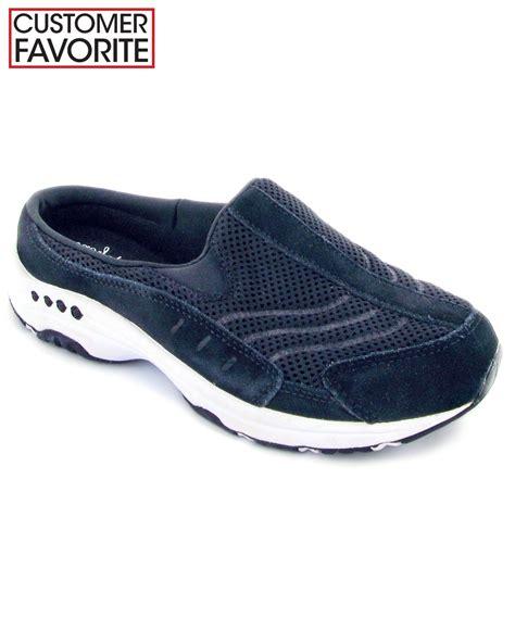 light sneakers for travel easy spirit traveltime sneakers in blue navy lyst