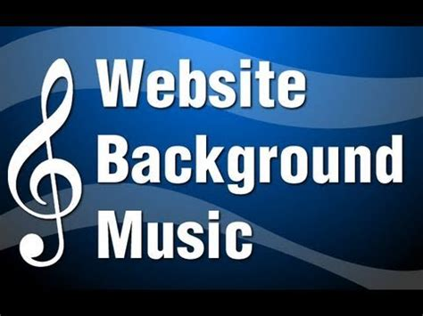 tutorial video background music play uninterrupted background music on your website