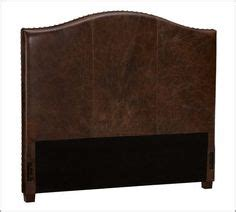 pottery barn leather headboard 1000 images about master bedroom on pinterest leather