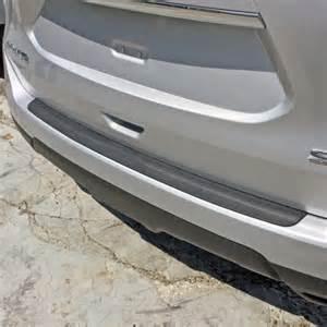 Nissan Rogue Bumper Protector Nissan Rogue Rear Bumper Protector 2014 2018 Rbp 008