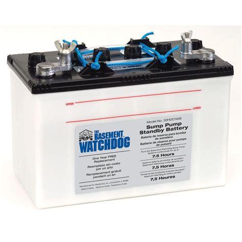 basement watchdog big basement watchdog commercial pumps big standby battery