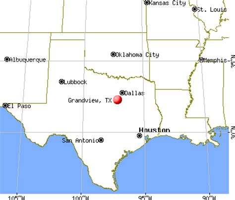 grandview texas map grandview texas tx 76050 profile population maps real estate averages homes statistics