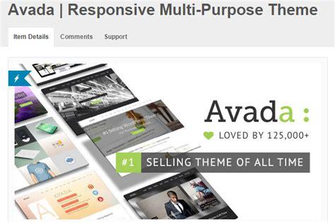 avada theme features the avada theme