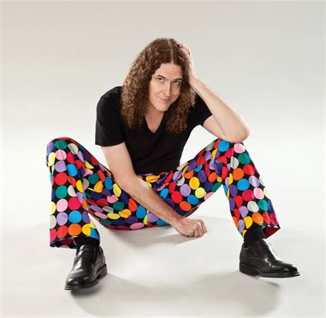 weird al yankovic house king of musical parodies weird al yankovic makes a mandatory stop in a c