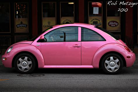 punch buggy punch buggy pink just a bug rob metzger flickr