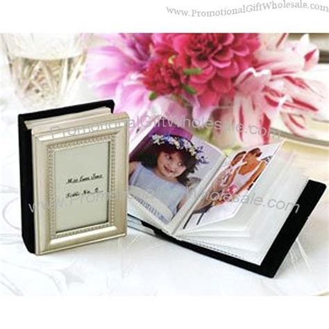 Wedding Album Holder by Quot Book Of Memories Quot Place Card Holder Mini Photo