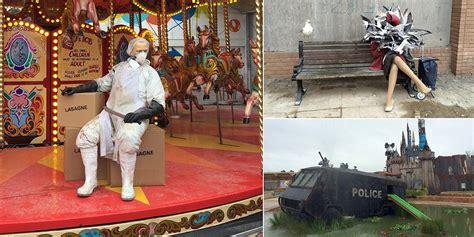 Window Ideas by Dismaland Banksy S Terrifying New Theme Park Askmen