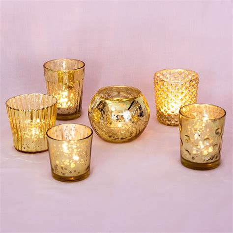 Gold Candle Holders 25 Best Ideas About Gold Votive Candle Holders On