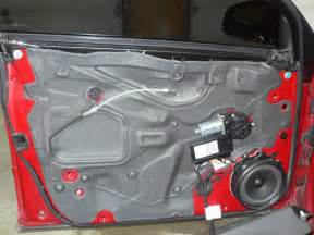 driver door wiring harness replacement write up lots of