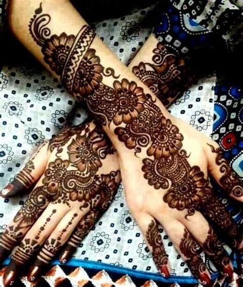 Indian Mehndi Designs Top 10 Best Mehndi Designs Wfwomen Best Designs For In India