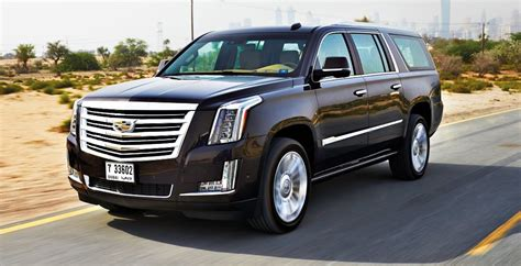 cadillac escalade 2017 custom 2017 cadillac escalade esv review big on wheels