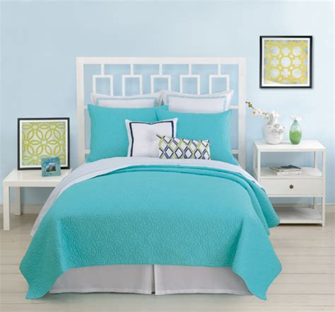 trina turk coverlet santorini coverlet turquoise by trina turk bedding