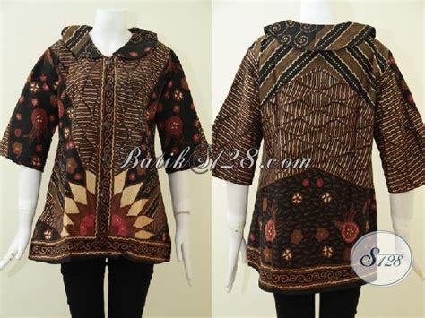 Blouse Batik Klasik Bisa Busui blus batik klasik motif matahari elegan dan etnik pakaian batik formal proses tulis bisa untuk