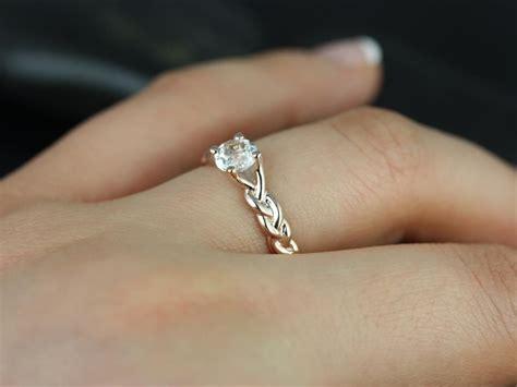simple wedding rings best photos purity rings braided